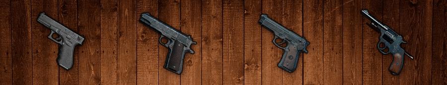 این تصویر دارای صفت خالی alt است؛ نام پروندهٔ آن Pistol-Wood.png است