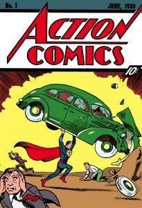 شمارهی 1 کمیکهای Action Comics