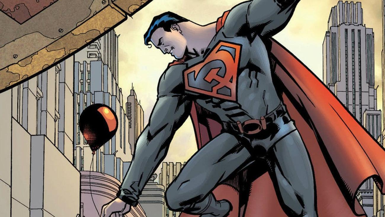 سوپرمن حامی شوروی
