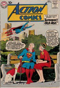 سوپرمن: پیرمرد متروپلیس!
