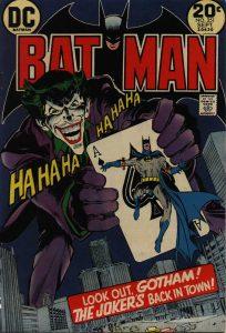 The Joker's Five-Way Revenge