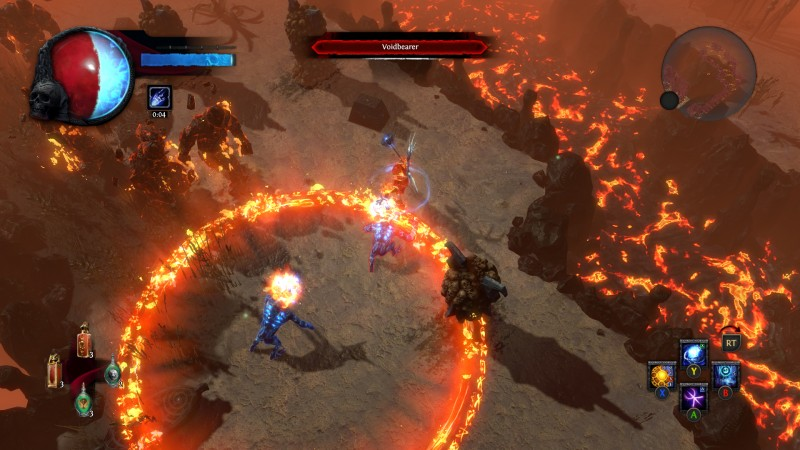 Path Of Exile - update
