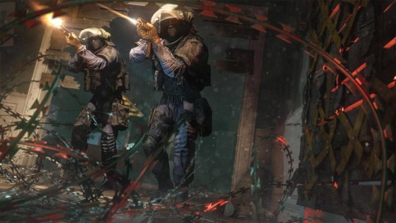 Rainbow Six Siege - update