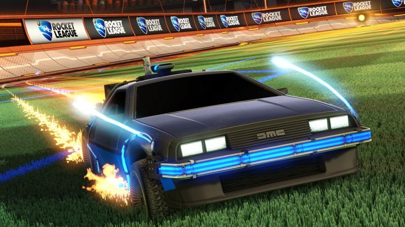 rocket league - update