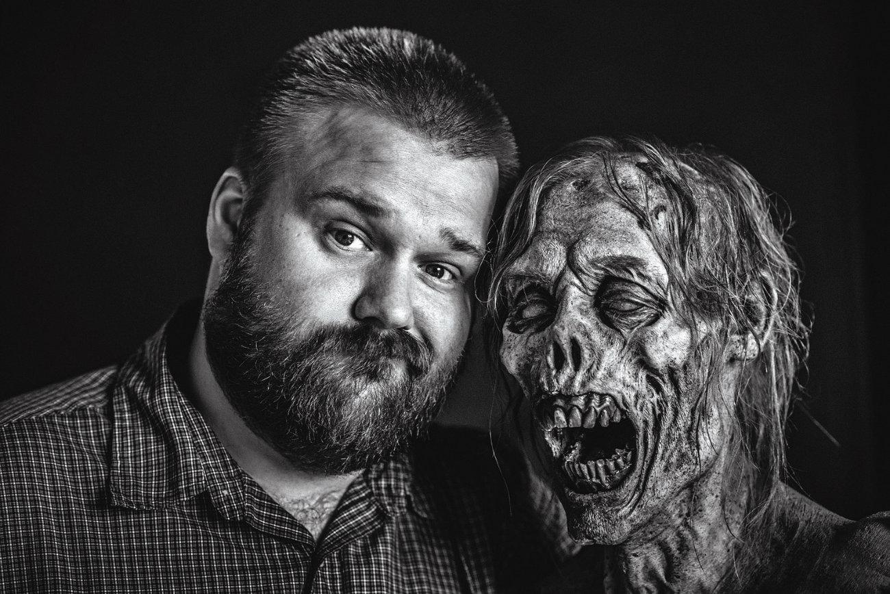 رابرت کرکمن، خالق دنیای The Walking Dead