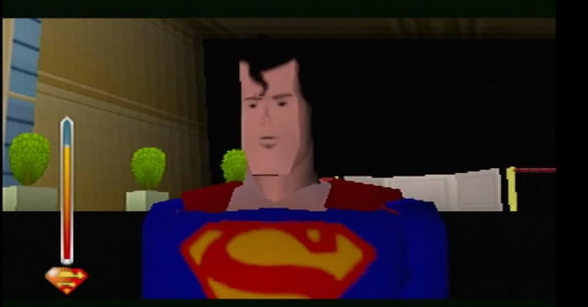 سوپرمن 64
