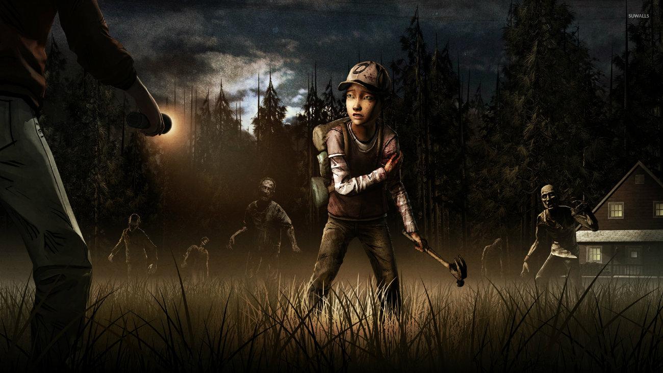 سری بازیهای The Walking Dead