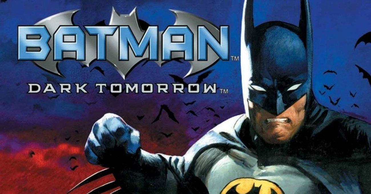 بتمن: فردای تاریک