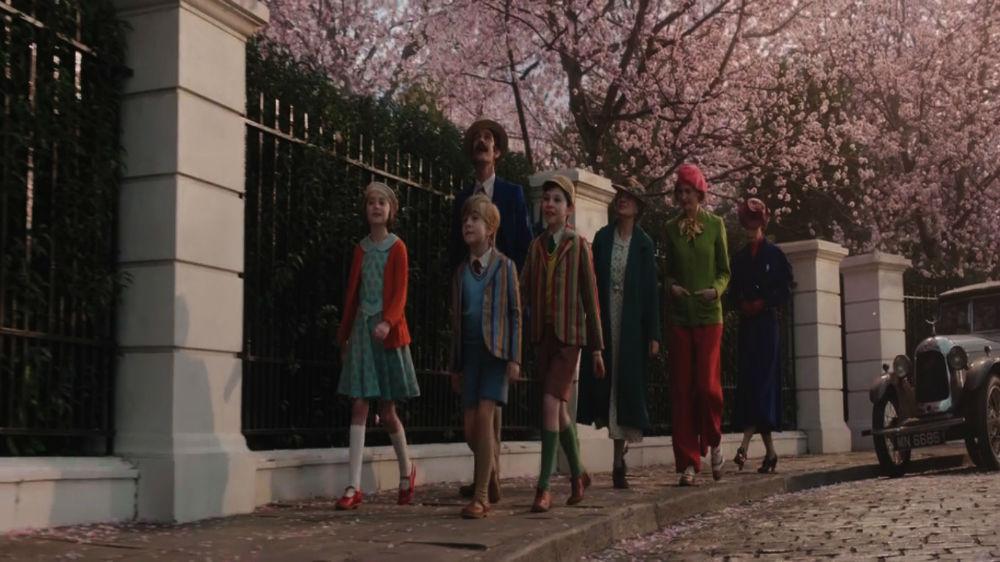 بررسی فیلم Mary Poppins Returns