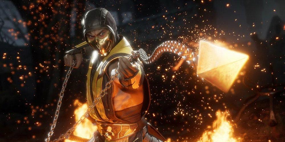 شخصیت های Mortal Combat 11