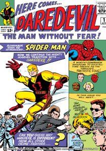 شمارهی 1 کمیکهای Daredevil
