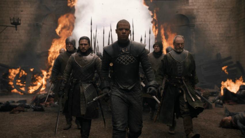 گاف جدید در قسمت پایانی Game of Thrones