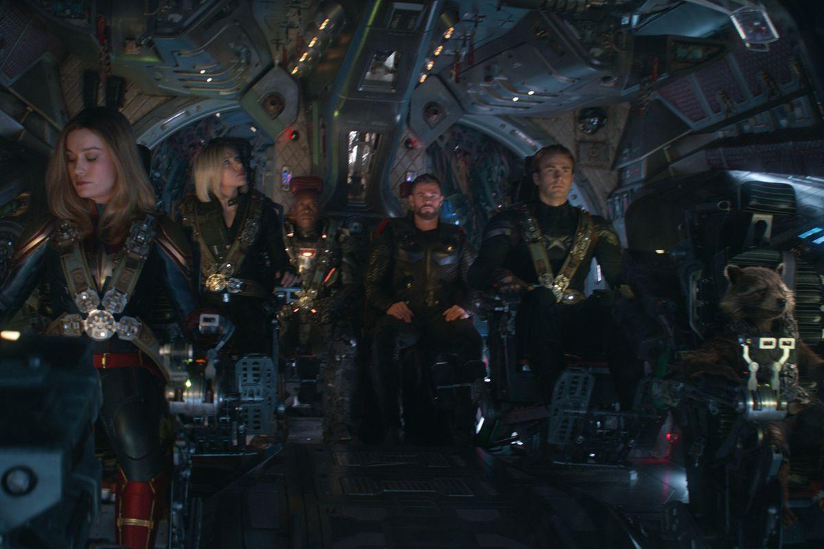 بررسی فیلم Avengers: Endgame