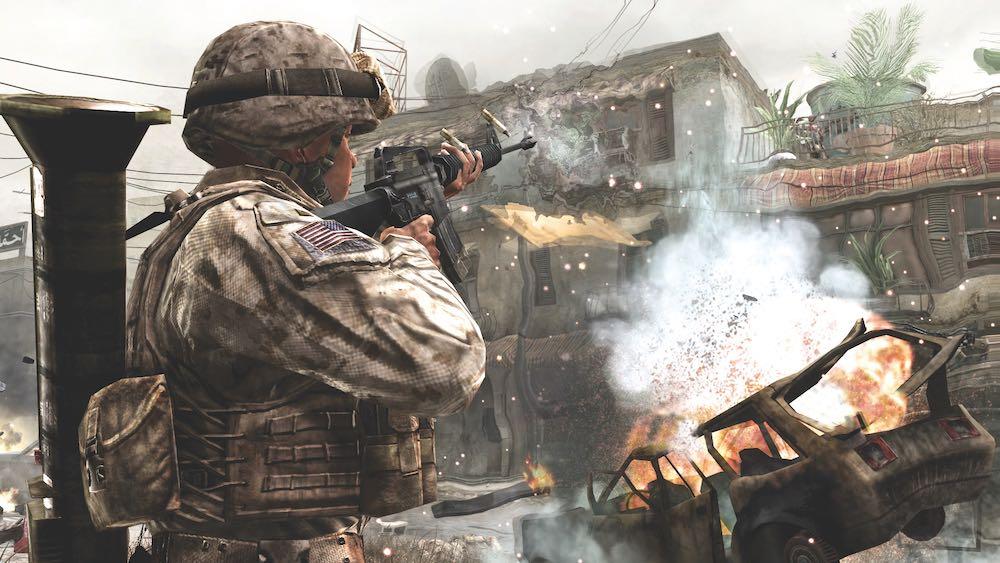 تاریخ انتشار Call of Duty: Modern Warfare لو رفت