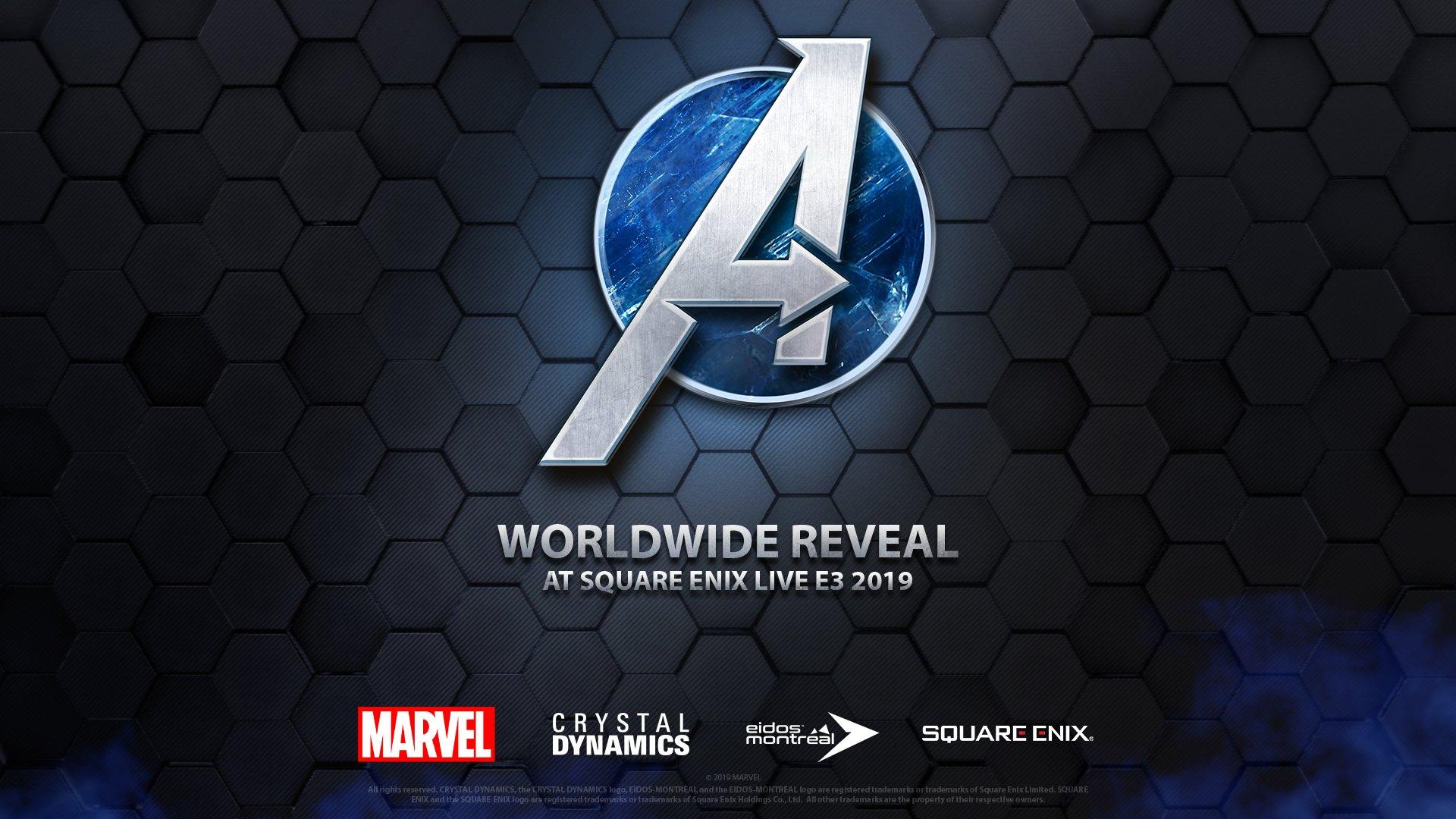 منتظر اطلاعات جدیدی از بازی Avengers در E3 2019 باشید