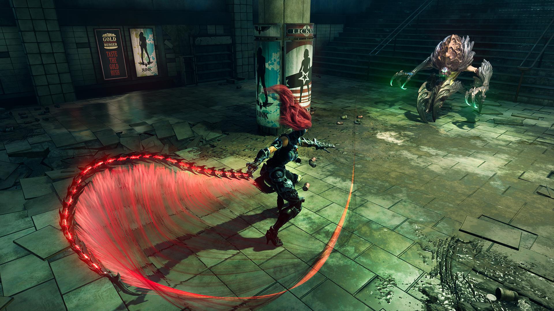 نسخه جدید سری Darksiders در E3 2019 حضور خواهد داشت