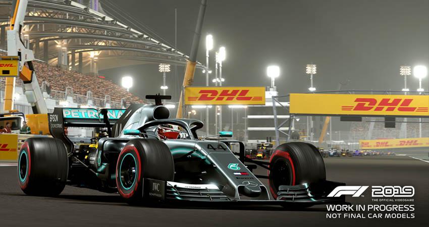 تصاویر جدید F1 2019 تحول گرافیکی آن نسبت به نسخه قبلی را نشان میدهد
