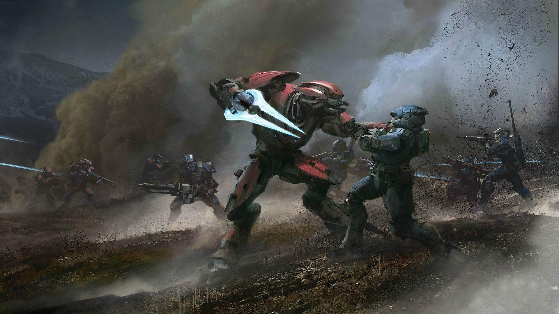 بازگشت مستر چیف در اولین ویدیو از گیمپلی نسخه پی سی Halo: Reach