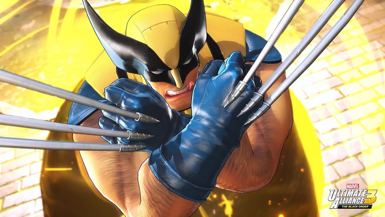 رونمایی از گیم پلی ولورین در Marvel Ultimate Alliance 3 [تماشا کنید]