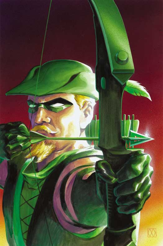 کمیک بوک Green Arrow: Quiver