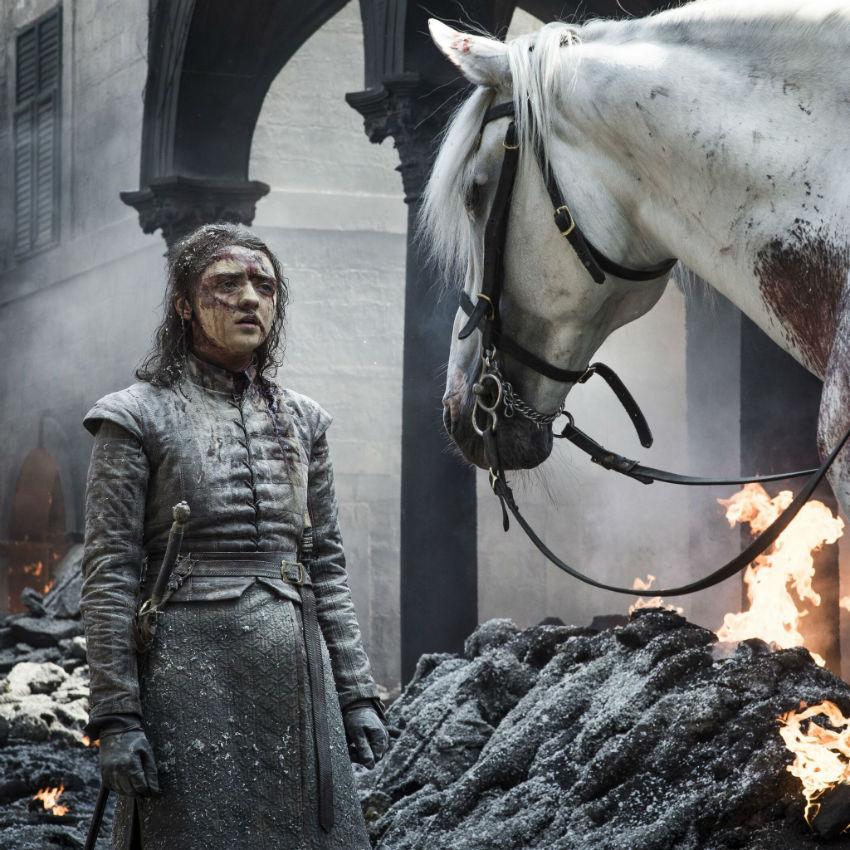 پایان Game Of Thrones