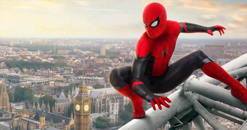 تریلر جدید Spider-Man: Far From Home اتحاد مرد عنکبوتی و میستریو را نشان میدهد