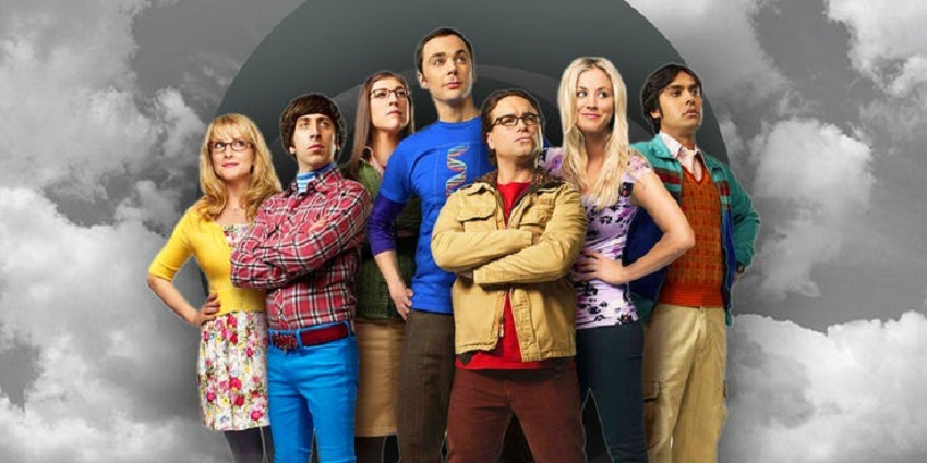 سریال Big Bang Theory