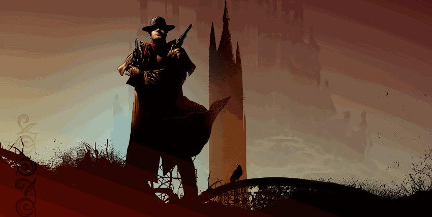 کمیک بوک برج تاریک