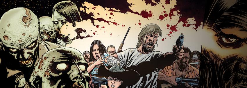 کمیک بوک The Walking Dead از انتشارات ایمیج