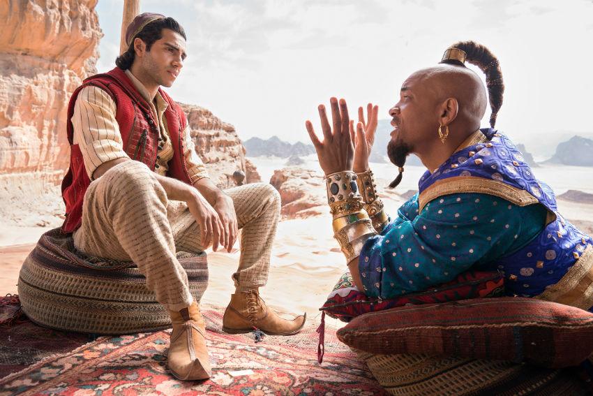 بررسی فیلم Aladdin