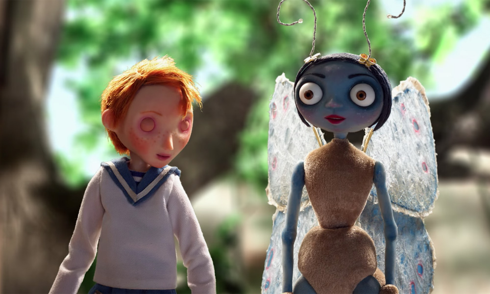 بررسی انیمیشنِ Captain Morten And The Spider Queen