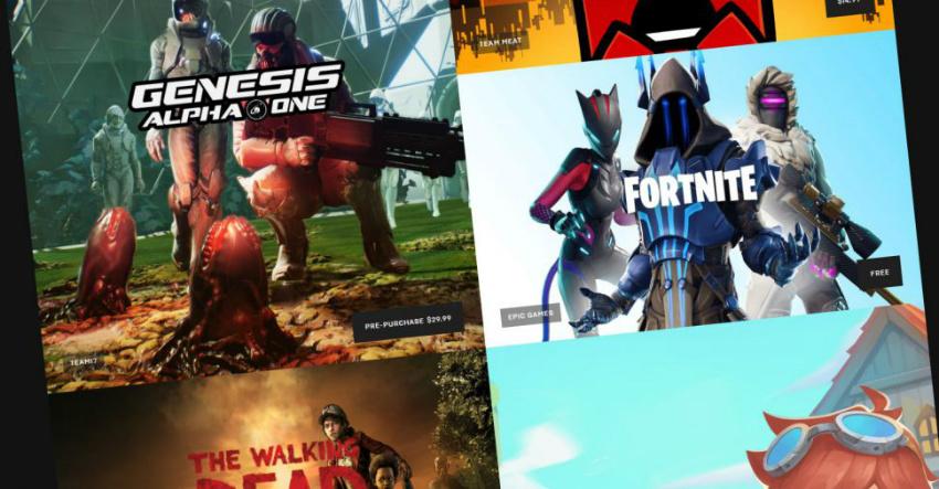 فروشگاه اپیک گیمز حالا ۱۰۰ میلیون کاربر دارد