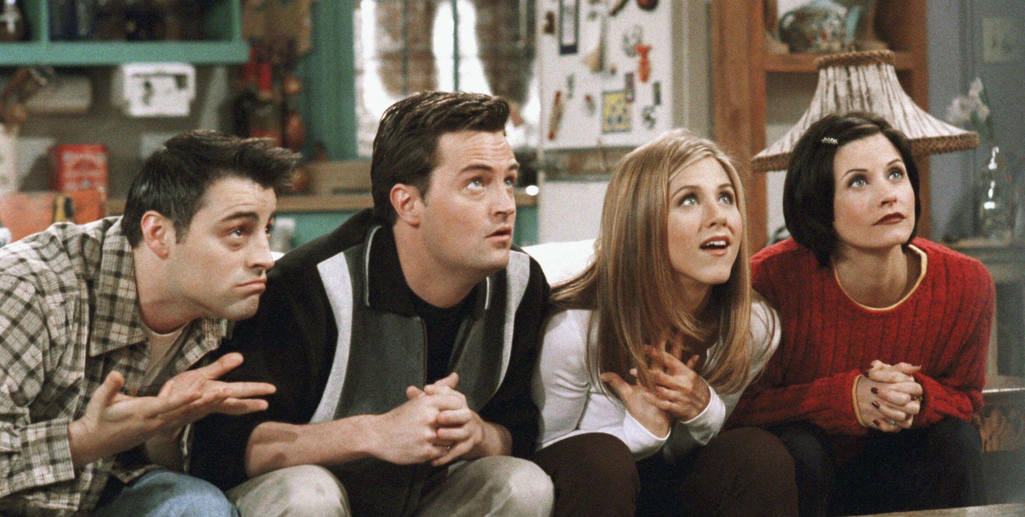 بازیگران سریال Friends برای حضور در اپیزود ویژهی HBO چهقدر پول میگیرند؟