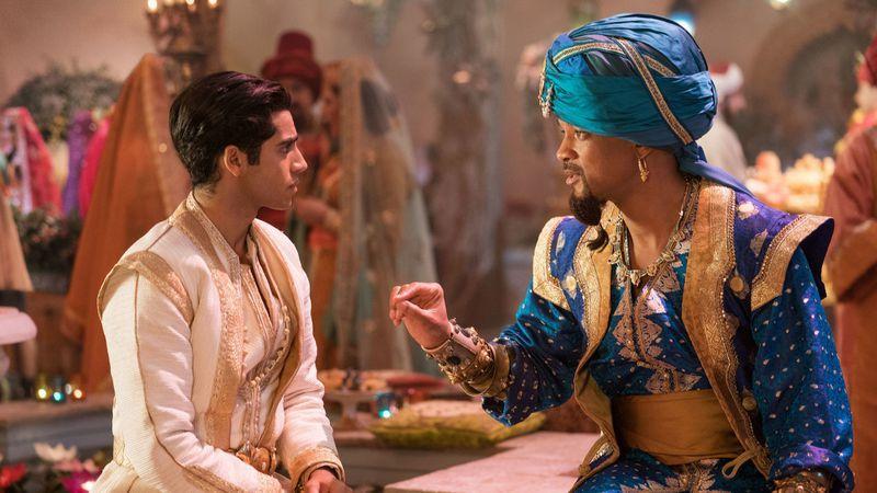 فیلم Aladdin