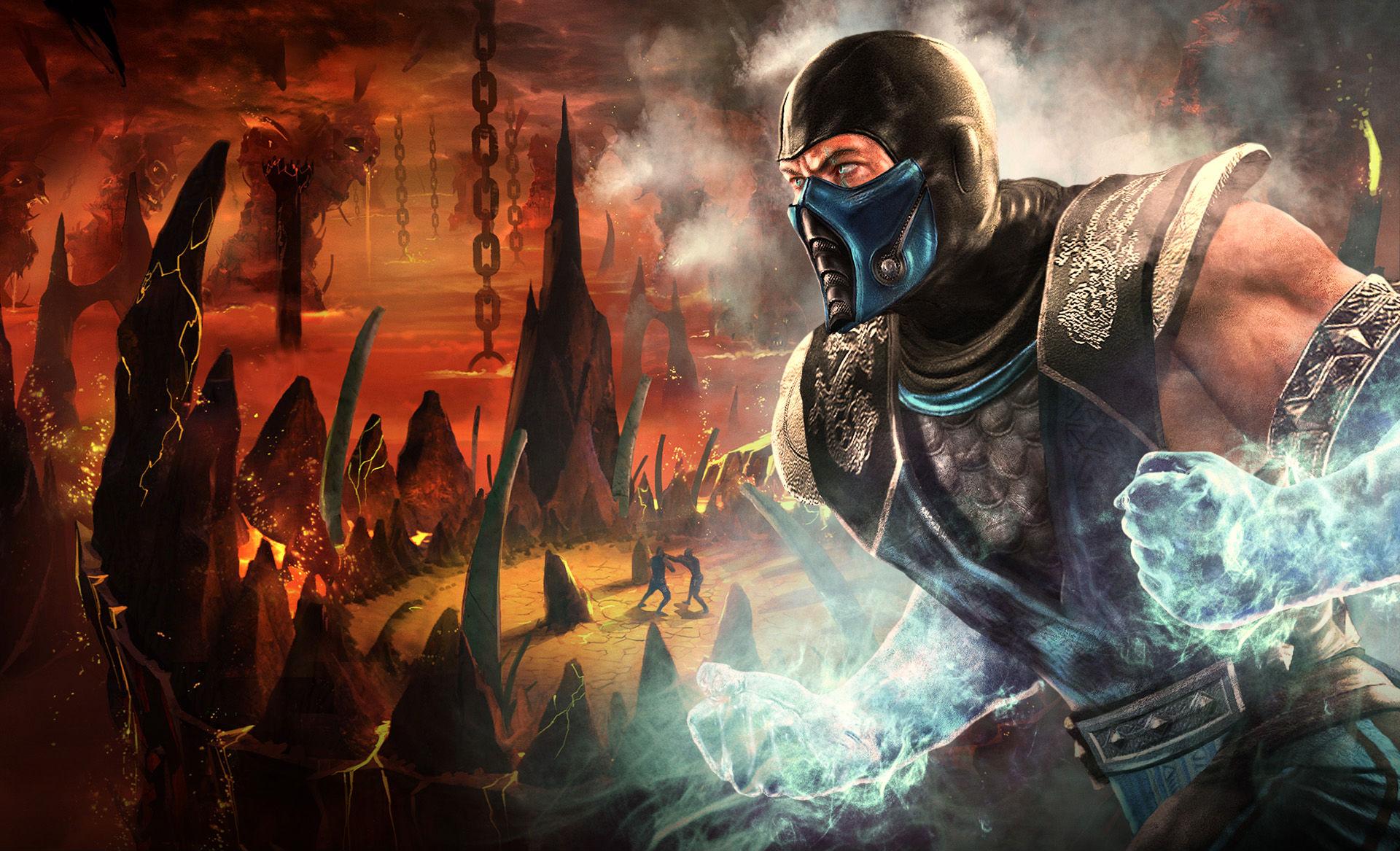 تاریخچه Mortal Kombat - از قلم افتادهها