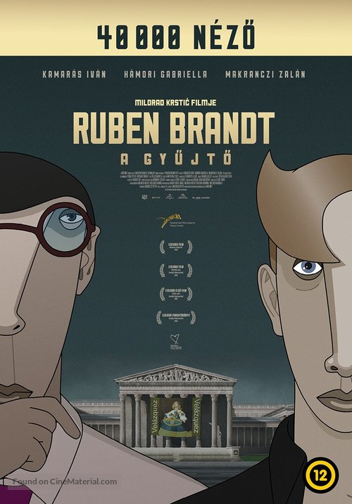 بررسی فیلم Ruben Brandt Collector