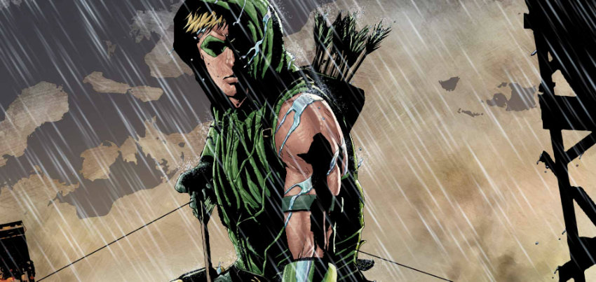 کمیک بوک Green Arrow: The Kill Machine
