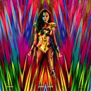 اولین پوستر منتشر شده از فیلم Wonder Woman 1984 با زره جدید واندروومن