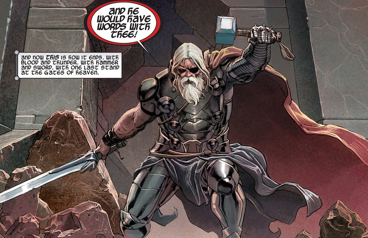 کمیک King Thor