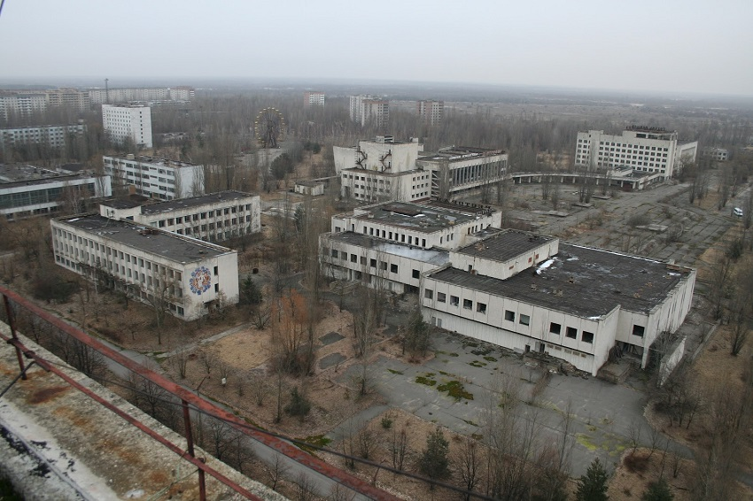 مینیسریال Chernobyl