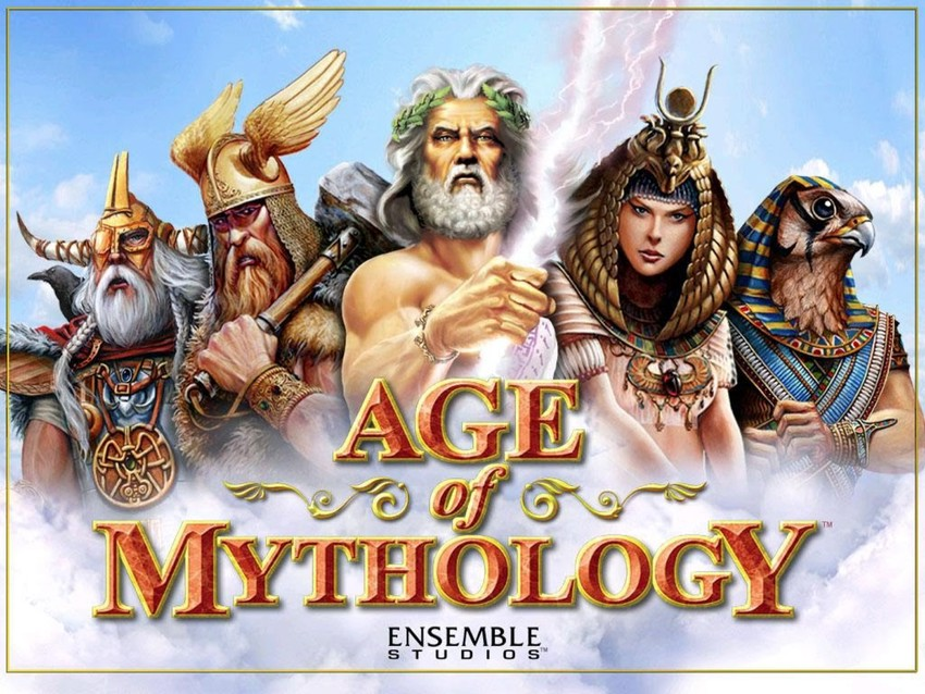 بازی Age of Mythology