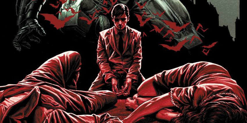به قتل رسیدن والدین بروس وینِ جوان در مقابل چشمان او