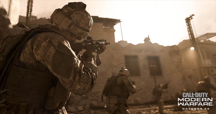 در Call of Duty: Modern Warfare خبری از بتل رویال نخواهد بود