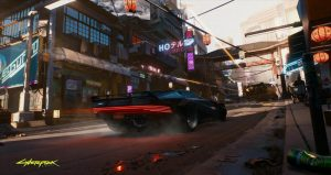 کاربر میتواند در Cyberpunk 2077 خودروی خود را فرابخواند
