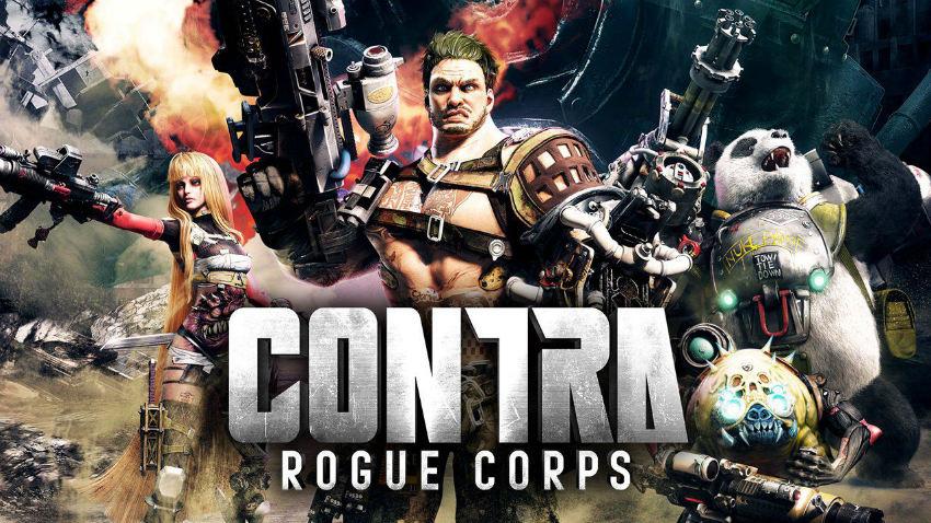 کونامی نسخه جدیدی از Contra را برای سوییچ معرفی کرد