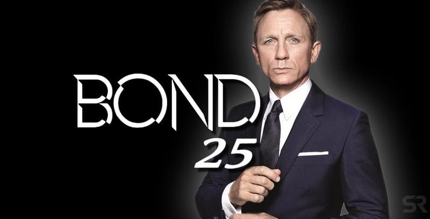 فیلم باند 25