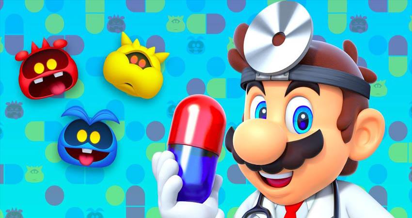 تاریخ انتشار Dr. Mario World مشخص شد [تماشا کنید]