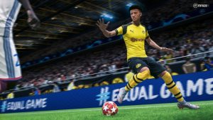 نخستین تریلر از گیم پلی بازی FIFA 20 منتشر شد