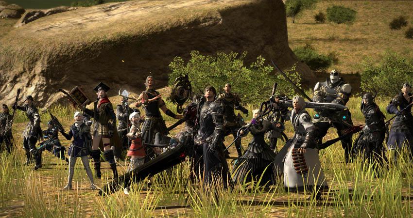 سریال Final Fantasy XIV