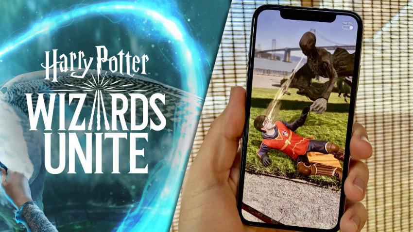 تاریخ عرضه بازی واقعیت افزوده Harry Potter: Wizards Unite مشخص شد